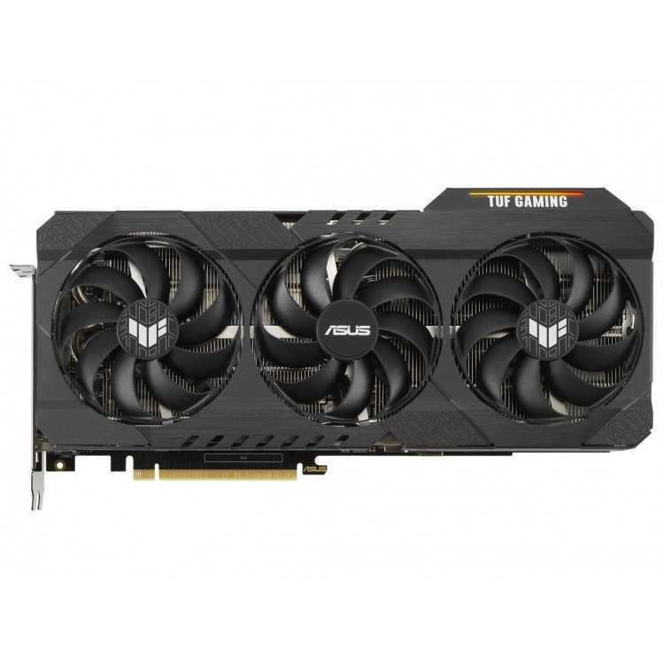 ASUS TUF Gaming GeForce RTX 3080 DirectX 12 TUF-RTX3080-10G-GAMING 10GB 320-Bit GDDR6X PCI Express 4.0 HDCP Ready Video Card ...