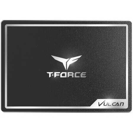 """Team Group T-Force VULCAN 2.5\\"""" 250GB SATA III 3D NAND Internal Solid State Drive (SSD)   Home"""