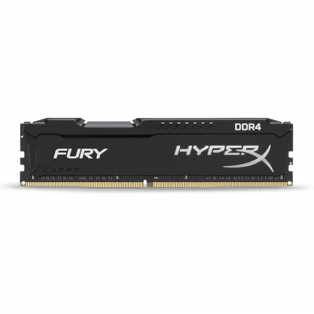 MEMORIA PC 8GB DDR4 2666MHZ KINGSTON FURY BLACK HX426C15FB/8