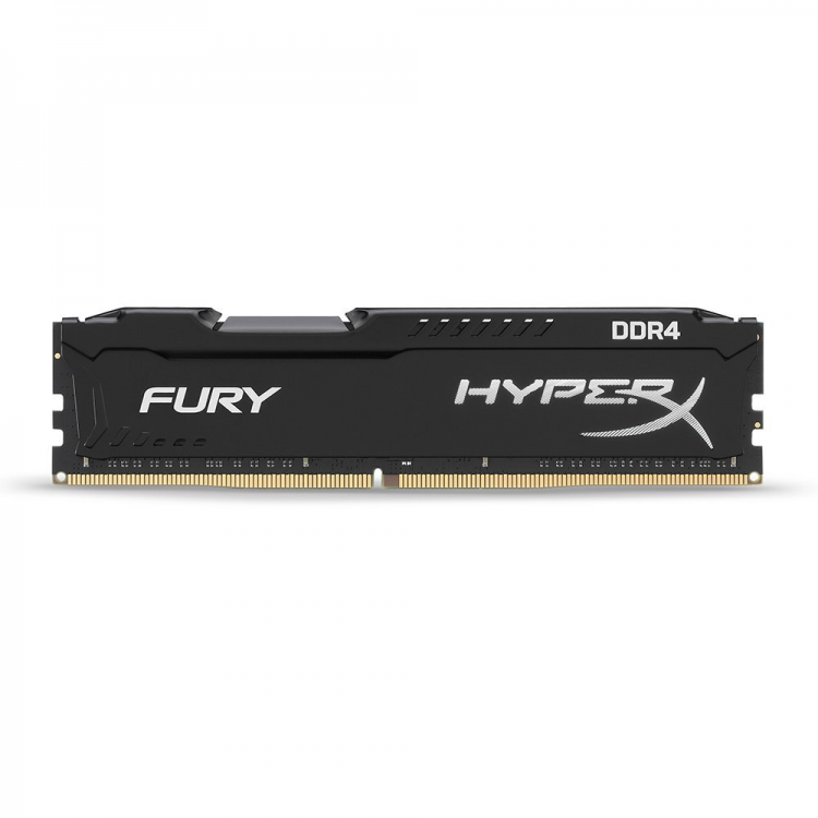 8GB DDR4 2666MHZ KINGSTON FURY BLACK HX426C15FB/8