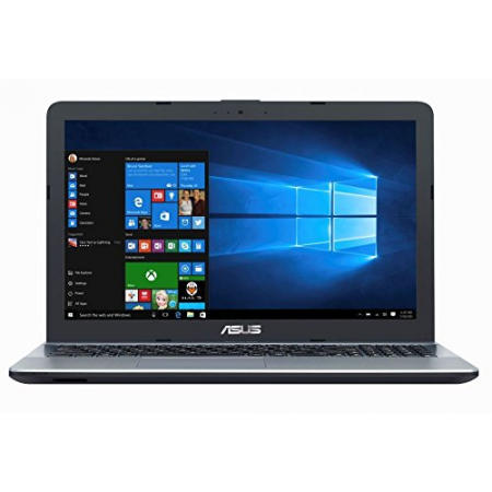 "ASUS Celeron 15.6"" Laptop 1.6GHz 4GB 500GB Windows 10 (90NB0B33-M12510)"