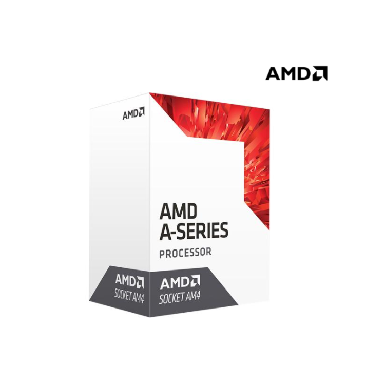 AMD A8-9600 Quad-Core 3.1 GHz Socket AM4 65W AD9600AGABBOX