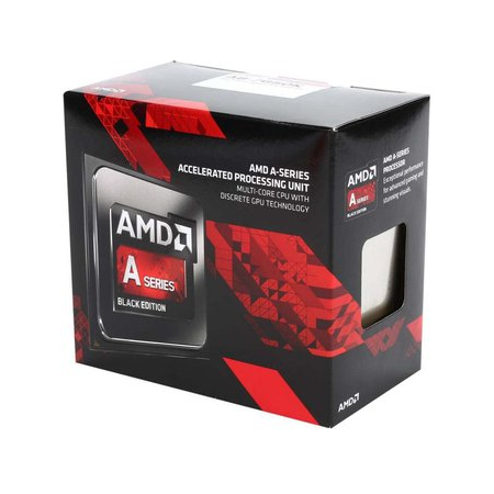 AMD A8-7650K Black Edition A-Series APU with Radeon R7 Graphics
